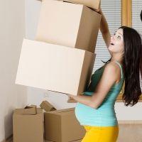 Pérdida del equilibrio en el embarazo