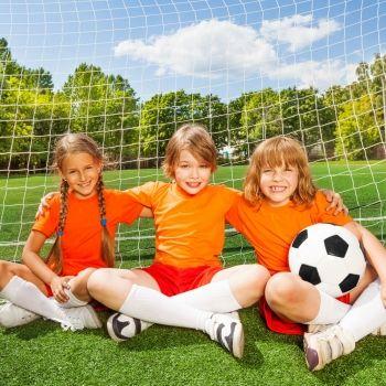 El ejercicio físico hace a los niños más felices