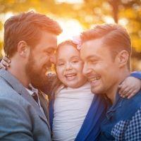 Falsas creencias sobre los niños criados por parejas homosexuales