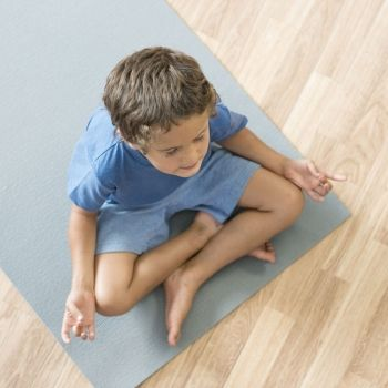 Ejercicios de Mindfulness para niños nerviosos