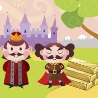 El oro y las ratas. Fábulas con moraleja para niños