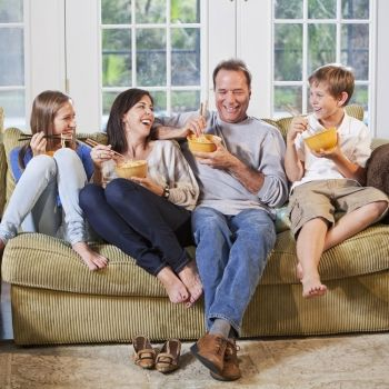 Comida internacional que los niños pueden comer sin peligro