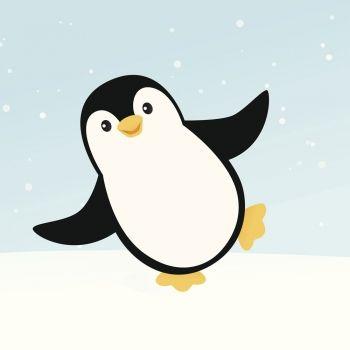 El baile del pingüino