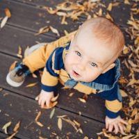 10 nombres para niños inspirados en el otoño