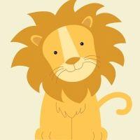 El león. Poesía con valores para los niños