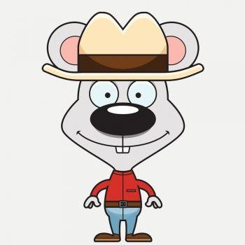 El ratón vaquero. Canción de Cri Cri para los niños