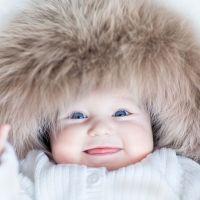 Diez nombres para niña inspirados en el invierno