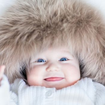 Nombres de niña inspirados en el invierno