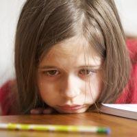 Niños desmotivados