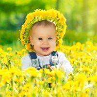 10 nombres para niñas inspirados en la primavera