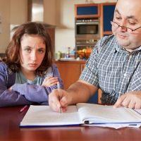 10 errores de padres que dificultan el aprendizaje del niño en la escuela