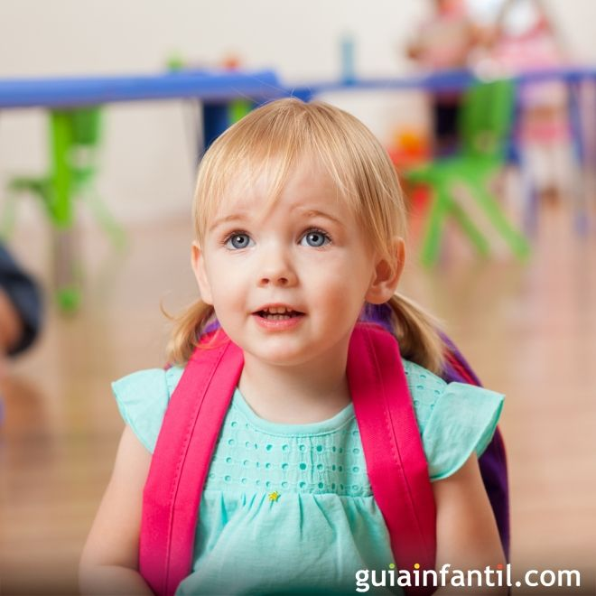 10 claves para el período de adaptación al colegio de los niños