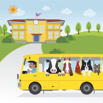 Caminito de la escuela. Canción de Cri Cri para los niños