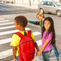 5 normas de seguridad vial para la vuelta al colegio de los niños