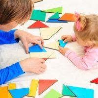 Beneficios de jugar al tangram para niños