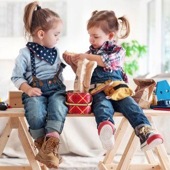 Juegos para enseñar a los niños a compartir