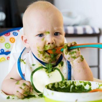 Qué ocurre en el cerebro del niño cuando come