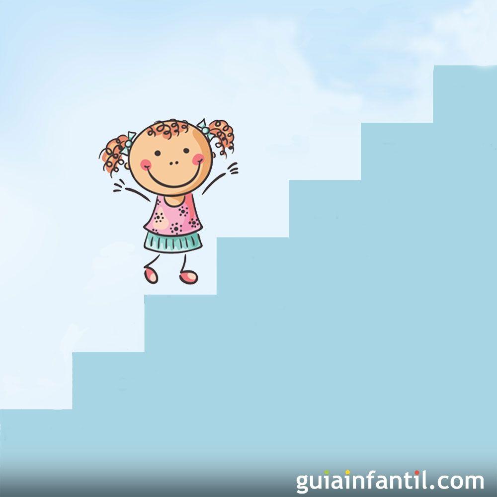 El Método De La Escalera Para Motivar A Los Niños A Hacer