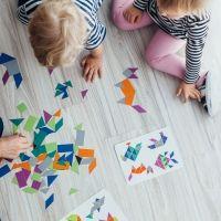 Juegos para desarrollar la inteligencia espacial en los niños