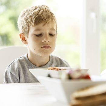 Si mi hijo come poco... ¿crecerá poco?