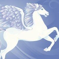 La leyenda de Pegaso. Mitología griega para niños