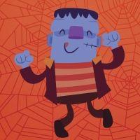 Frankenstein. Cuento de Halloween para los niños