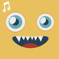 Monster Mash, una canción de Halloween en inglés para niños