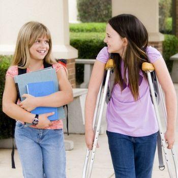 Accidentes más comunes en la escuela