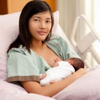 Operación quirúrgica y lactancia materna