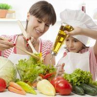 8 ventajas de la dieta mediterránea para los niños