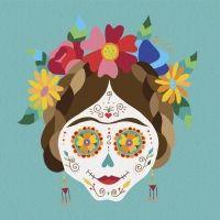 El día de muertos. Cuento mexicano para niños