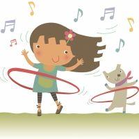 Acitrón de un fandango. Canción mexicana para niños