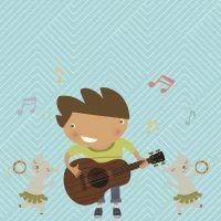 Canción infantil mexicana. San Serafín del Monte
