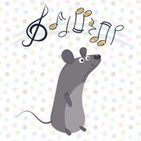 Canción mexicana para niños: Una rata vieja