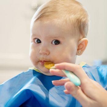 Alimentación para el bebé con bajo peso
