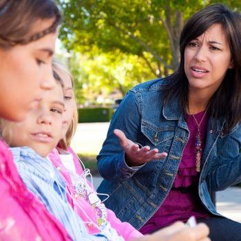 Consejos para no enfadarnos con los hijos constantemente