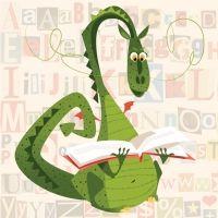 El dragón de las palabras, cuentos para niños