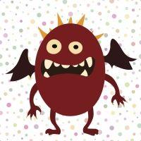 La criatura del desván. Cuento de monstruos para niños