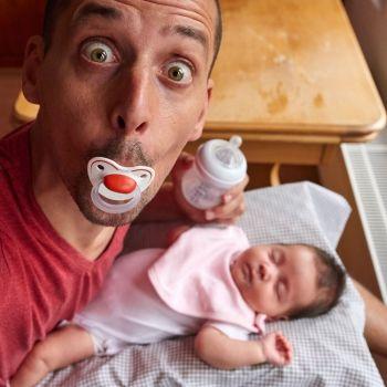 Truco infalible para que el bebé deje el chupete