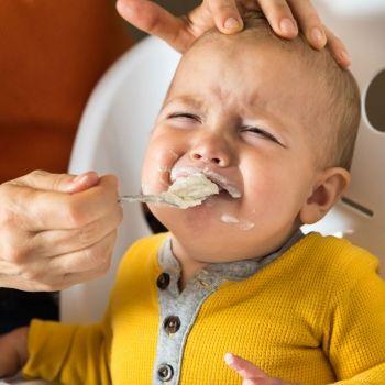 Rabietas de los niños a la hora de la comida