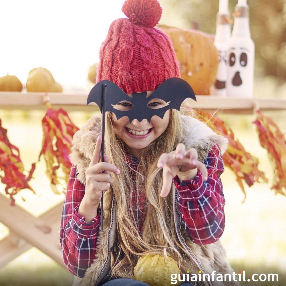 Máscaras de Halloween para niños