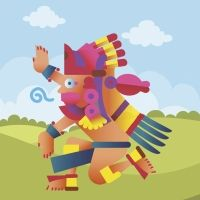 La leyenda de Tepoztécatl. Leyendas mexicanas para niños