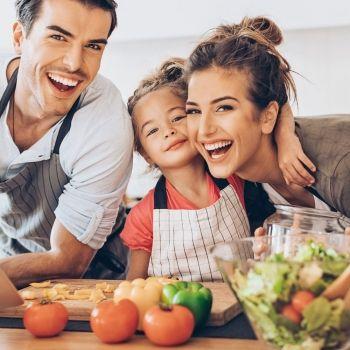 7 pasos para que tus hijos se interesen por la comida