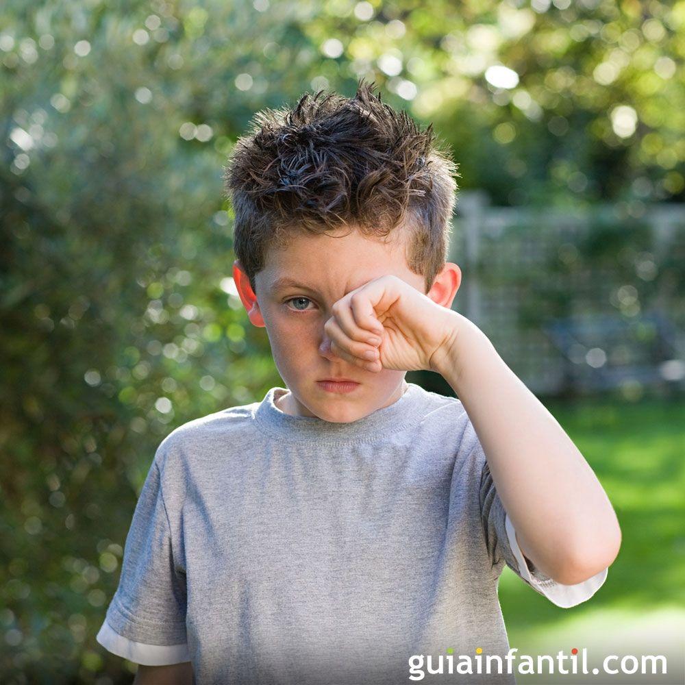 Qué Es El Ojo Seco Y Cómo Tratarlo En Los Niños