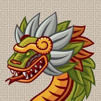 Quetzalcóatl. Leyenda mexicana