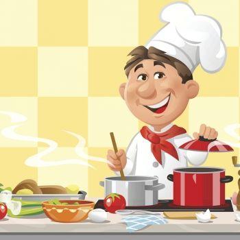 Everardo, el cocinero de los romanceros. Cuento infantil sobre el Alzheimer
