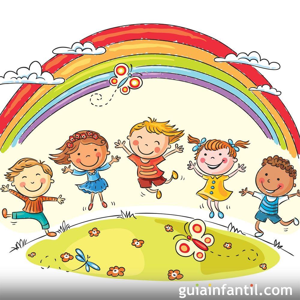 Viva la gente. Canción de Enrique y Ana para niños