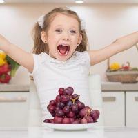 Dieta de la felicidad para niños