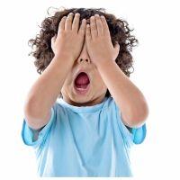 Miedos diurnos de los niños