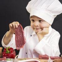 Crudismo en niños. Una dieta peligrosa en la infancia